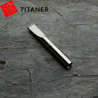 Titaner Premium Titanium Reusable Smoke Tobacco Filter Cigarette Holder Reduce Tar Mouthpiece Christmas New Year Gift