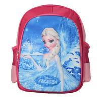 New School Frozen Backpacks for Girls 3D Print Girls Princess School Bags Frozen Elsa Anna Backpack Children Pink Bags Teenagers