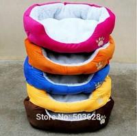 5 Color Soft Fleece Warm Bed House Plush Nest Mat Pad Mat For Pet Dog Puppy Cat