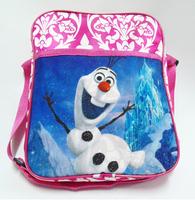 2014 new messenger frozen olaf bag. frozen girl olaf bag.anna bags for baby christmas gift . gift for baby birthday