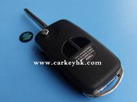 Hot sale with Best quality Old Suzuki Swift 2 buttons flip key case for suzuki liana