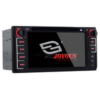 Android 2 Din Toyota Corolla/RAV4/Camry/Tundra/4runner Special Car DVD Player+GPS Navigation+Bluetooth+FM/AM Radio+AUX+USB/SD