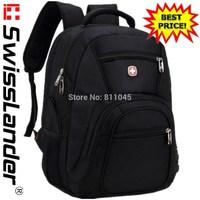 SwissLander,Swiss,15.6 inch NEW men laptop backpack,women man notebook bagpack,travel bag pack,school back packs for macbook 17