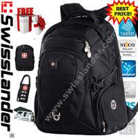 SwissLander,Swiss lander,15.6 inch men laptop backpack,man notebook back pack,women school backpacks for macbook,notebook 15.6''