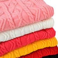 New Hot Sale 2014 High Quality Autumn/Winter Children Sweater Children Turtleneck Baby Boy/Girl Sweater Kids Clothes
