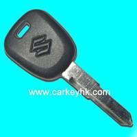 Hot sale with Best quality Suzuki transponder key with 4D65 chip for suzuki grand vitara