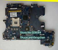 Original  E6520 Motherboard 0XT7CH / 0CYF99 PAL61 LA-6561P