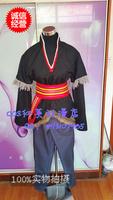 Cos Anime Frozen Farmer Kristoff Cosplay Costume