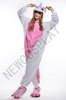 Unicorn Pajamas 1pcs JP Anime Cosplay Costume Pajamas Adult Pajamas Halloween Party Onesie Unicorn Pink womens