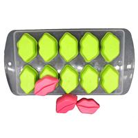 5pcs/lot lips ice lattice mold mold mold import ice ice cream ice lattice lattice of ice making box