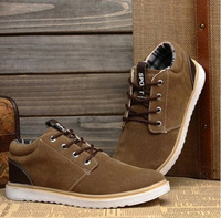 Free shipping Autumn 2014 Skateboarding Shoes for men skate shoes outdoor sports sneakers men canvas shoes 39 to 44