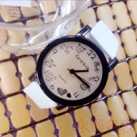 Women Casual Quartz Watch Cartoon Design Smart Watch Good Looking Free Shipping XWT057