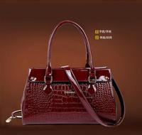 free ship 2014 women messenger bag new women handbag fashion genuine leather bag portable shoulder bag  bolsas women leather bag