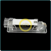 Super Bright White Led bulbs 1X tail box light lamp 18 SMD LED Luggage Compartment Lights FOR Golf Jetta Polo Tiguan SEAT Altea