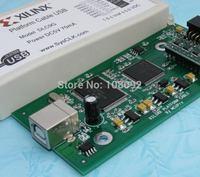 Freeshipping offer Tracking number  Xilinx FPGA Platform USB Blaster Downloader Cable