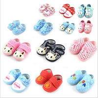 Free Shipping New 2014 Baby Shoes Lovely Baby Girls Shoes Spring&Autumn First Walker Bebe Shoes Toddler Shoes For 0-12 Months
