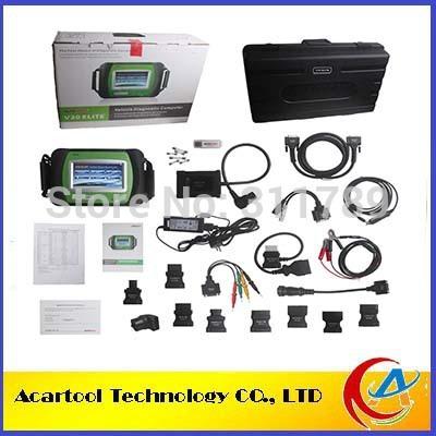 Free DHL! 2014 Original AUTOBOSS V30 Elite Super Scanner Update Online Excellent Quality Original AUTOBOSS V30 diagnostic tool(China (Mainland))
