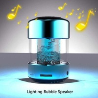 A16 Ultra Portable RGB Full Color Lighting Music Radio Speaker Built-in Lithium Battery Support TF Card USB U Flash Drive Input