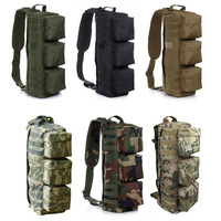 Airborne Tactical Airsoft Paintball Molle Backpack Outdoor Sports Travel Camping Bicycle Cycling Hiking Hunting Bag