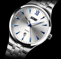 2014 New Skmei 9071 Watches Men Luxury Brand Hot Design Military Sports Wristwatches Men Digital Quartz Men Full Steel Watch