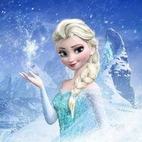 Good Price Fashion Frozen HOT Snow Queen Elsa Blonde Long Weaving Braid Costume Cosplay Wigs For Kids Girls Drop Shipping