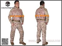 EMERSON AOR1 Uniform Riot Style Tactical Uniform Set Teflon Coated +Free shipping(SKU12050389)