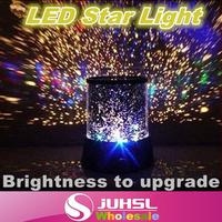 Upgrade, Starry and moon Star Light,LED Nightlight,night lamp,doulex ,Indoor Lighting,Night Lights,Magic toys, mysterious gift