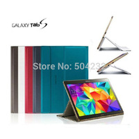 XT Ultra Slim Smart BOOK Cover Leather Case For Samsung Galaxy Tab S 10.5 T800 T805 With tracking Free shipping by HK/SG post