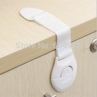Safety supplies baby safety lock Child safety lock refrigerator drawer cabinet locks