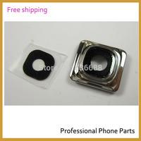 Original S3 Camera Glass , For samsung Galaxy S3 i9300  Camera Glass Cover Lens Circle  , Free Shipping