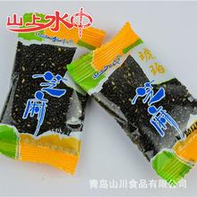 Leisure dried fruit wholesale Qingdao amber black sesame nuts Shandong food packaging