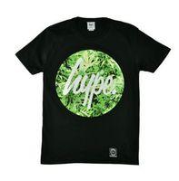 Free shipping hype UK weed skateboard short-sleeve t-shirts