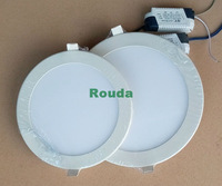 led panel 15w 200mm 195mm smd2835 1725-1875LM downlight led 15w