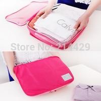 2pcs/lot Multifunction Make up Ourdoor Travel Mesh Storage bag Inner pocket Cosmetic Wash Bag ,Organizer bags case 32*24*14cm