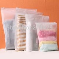10pcs /Lot Transparent Waterproof bag for Clothes Vacuum storage bag for clothes and bedding 28*40cm