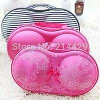 2014 New designed Girls Women Storage Box for Bra,Underwear,Necktie,Socks underwear storage case Bra bag Free Shipping