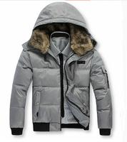 Fashion Europe Man Winter Coat Winter Wear Warm Cotton-Padded Jacket Free Shiping