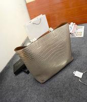 2014 Fashion Desigual Brand Leather Women Handbag Shoulder Bags Crocodile Women Messenger Bags  Bolsas Travel Bag