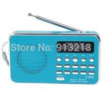 T-205 Stylish HiFi Digital Multimedia Speaker Portable Loudspeaker Music Player Support TF Card