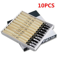HOT SALE DIY Wood carving tools Set 10PCS Wooden handle Chisel Woodworking Manual sculpture tools WOODCUT KNIFE 10 Free shipping