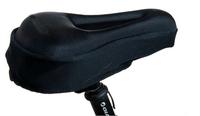 10pcs/lot Free shipping mountain bike seat cover Cushion Bike Bicycle Seat Cover Saddle Pad Silicone Soft Saddle Pad outdoor