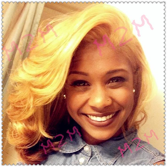 Miraculous African American Blonde Hair Best Hair Style 2017 Hairstyles For Women Draintrainus