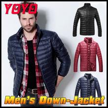 90% White Duck Down 2014 Fashion Clothes Men Winter Down-Jacket Coat Man Spring Jackets Men's Waterproof Windbreaker Coats  (China (Mainland))