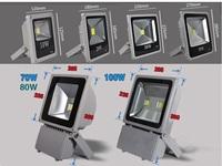outdoor led flood lights 10w 20w 30w 50w 70w 100w 120w 150w 200w waterproof IP65 85-265v High Power Landscape Led Floodlight