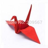 Origami Magic -Crane  RED/WHITE /MAGIC TRICKS/CLOSE UP MAGIC/Japan 2014 new magic trick