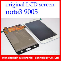 DHL/EMS free shipping Gray/white LCD Display screen Assembly replacement for samsung note3 N9005+glass digitizer scree New+tools