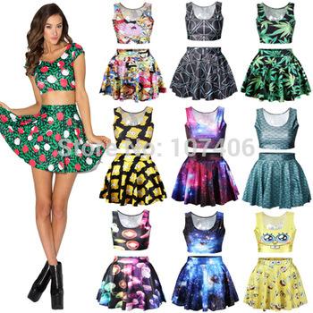 Женская юбка FASHIONPRINT Saia женская юбка dear lover saia 2015 lc21141