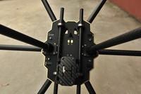 FPV HMF S680 Carbon Fiber 6-Axis Solder PCB Folding Hexacopter Frame Kit with Landing Skid