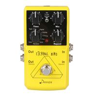 Donner Eternal Bind Guitar Effect Pedal 7 Delay Effects