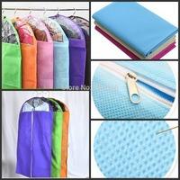 NEW clothes dress storage bag dustproof bag & dustproof cover Storage Protector Bag Organizer 3 SIZE